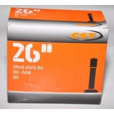 Камера CST 26х2.2/2.5, Schrader