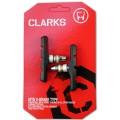 Тормозные колодки с крепежом 70мм симметр. CP-510 (10) CLARKS