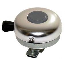 Звонок алюм./сталь D=54мм серебр.