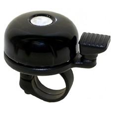 Звонок сталь мини цвета в ассорт. черный корпус