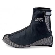 """Защита обуви """"бахилы"""" Windstop Plus, L размер 43-44, черная, AUTHOR"""