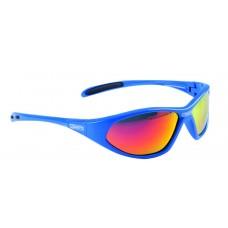 Очки солнцезащ. детские синяя оправа иридиевые линзы MIGHTY
