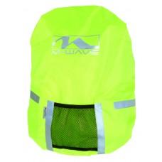 Чехол от дождя для рюкзака/сумки/корзины, с дополнительным карманом, желтый, 3M SCOTHCHLINE, M-WAVE